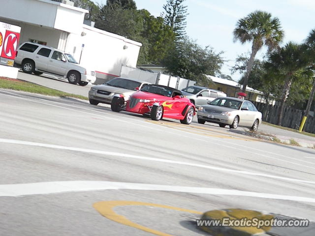 Plymouth Prowler spotted in Naples, Florida
