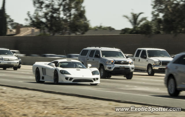Saleen S7 spotted in Corona, California