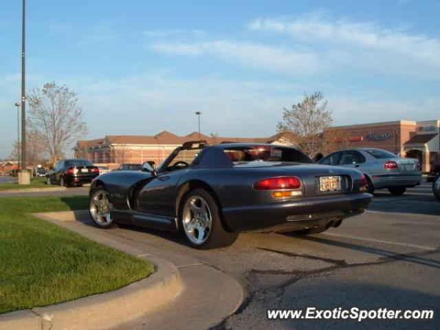 Dodge Viper spotted in Leawood, Kansas