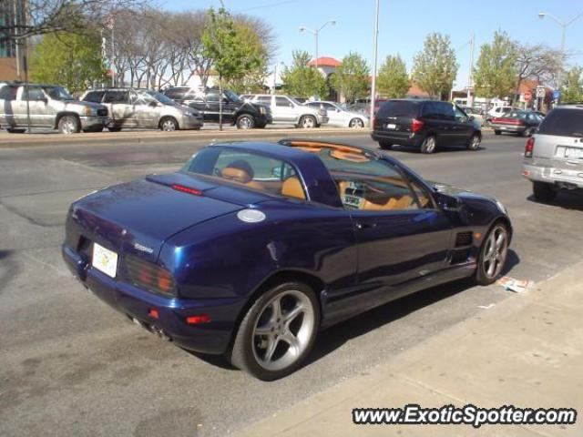 Qvale Mangusta spotted in Long Beech, New York