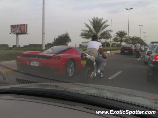 Ferrari Enzo Spotted In Kuwait City, Kuwait