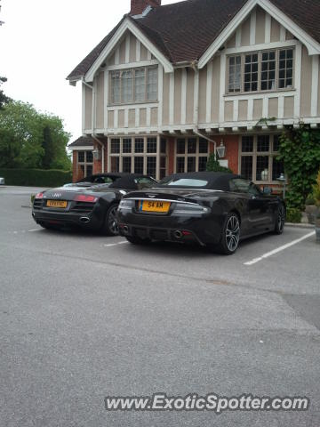 Audi R8 spotted in East Grinstead, United Kingdom