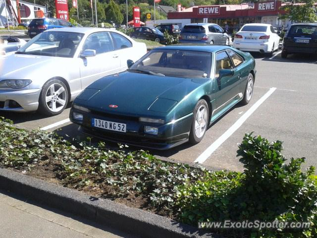 Venturi Atlantique 300 spotted in Adenau, Germany