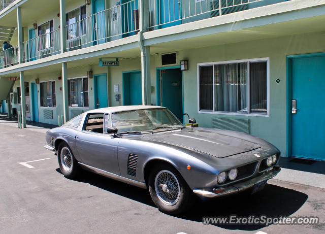 Iso Rivolta Grifo spotted in Monterey, California