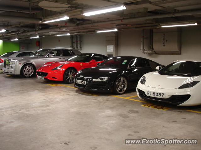 Mclaren Mp4 12c Spotted In Hong Kong China On 07 27 2012