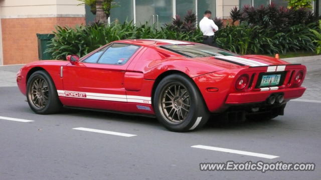 Ford Gt Spotted In Manila Philippines