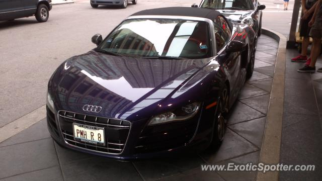 Audi R Spotted In Chicago Illinois On Photo - Audi illinois