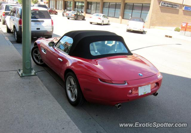 Bmw Z8 Spotted In Kelowna Canada On 08 30 2010