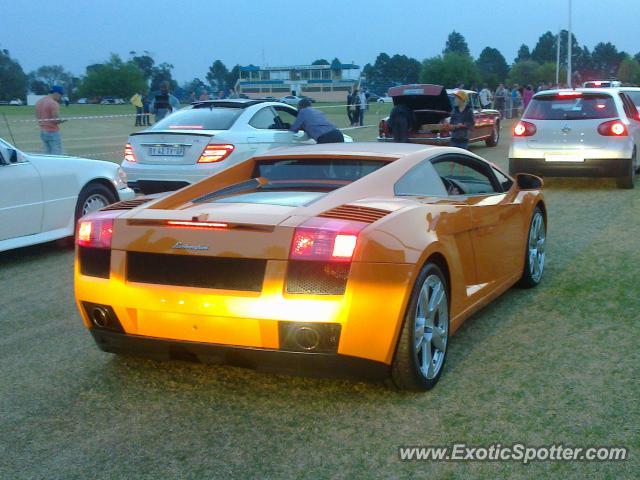Lamborghini Gallardo Spotted In Krugersdorp South Africa