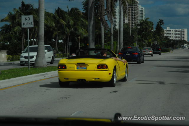Panoz Esparante spotted in Ft. Lauderdale, Florida
