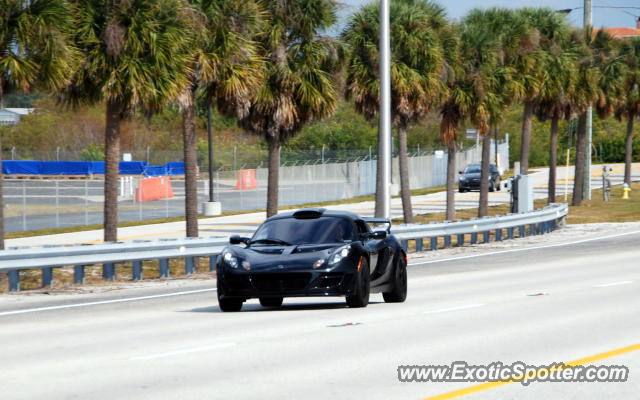 Lotus Exige spotted in Tampa, Florida