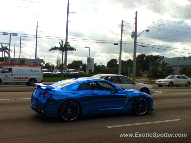 Nissan Skyline spotted in Fort Lauderdale, Florida