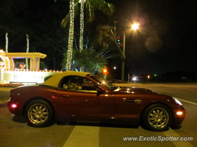 Panoz Esparante spotted in Palm Beach, Florida