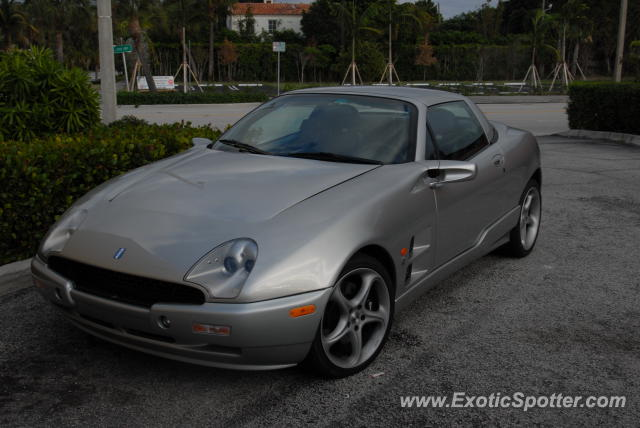 Qvale Mangusta spotted in Palm Beach, Florida