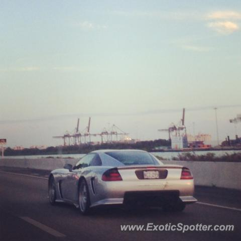 Callaway C12 spotted in Miami, Florida