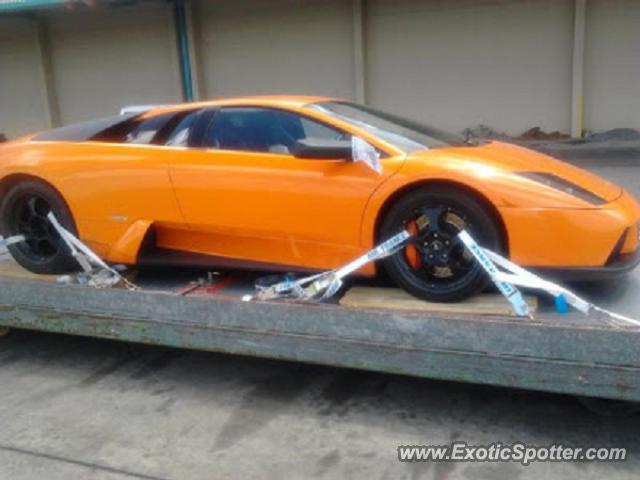 Lamborghini Murcielago Spotted In Bulawayo Zimbabwe On 12 04 2012