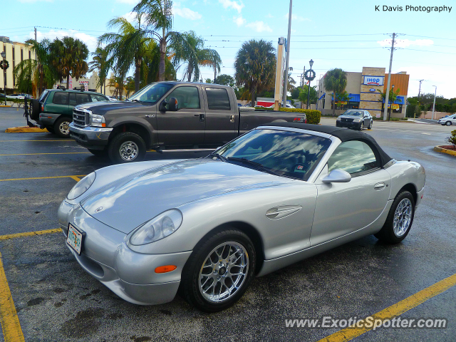 Panoz Esparante spotted in Miami, Florida