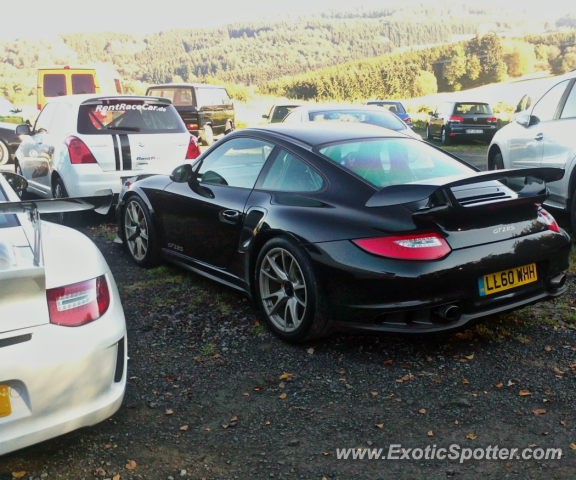 porsche 911 gt2 spotted in nurburgring germany on 11 12 2011. Black Bedroom Furniture Sets. Home Design Ideas