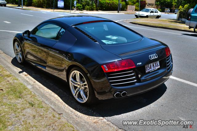 audi r8 spotted in gold coast australia on 01 15 2013 photo 3. Black Bedroom Furniture Sets. Home Design Ideas