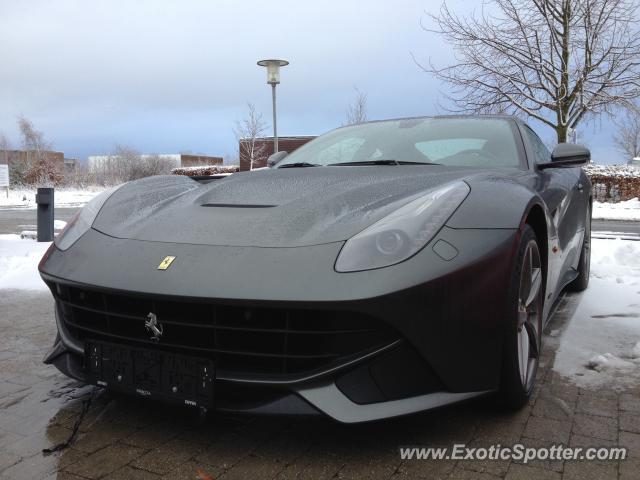 Ferrari Life Posts  1 157Ferrari F12 Matte Black