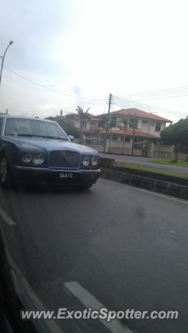 Bentley Arnage spotted in Miri, Malaysia