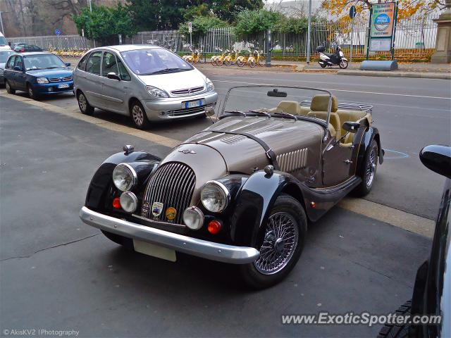 Morgan Aero 8 Spotted In Milan Italy On 01122013