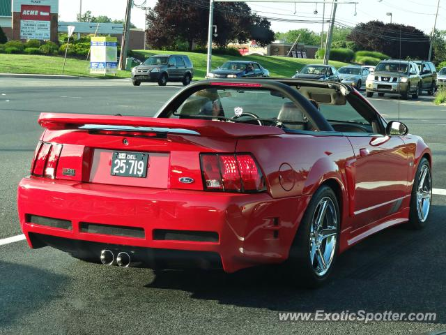 Saleen S281 spotted in Newark, Delaware
