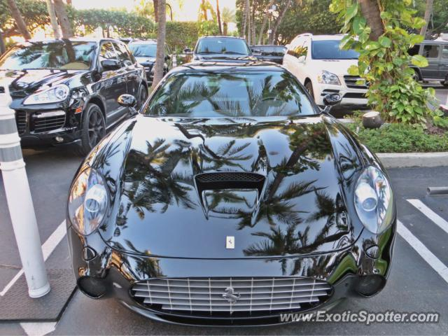 Ferrari 575M spotted in Bal Harbour, Florida