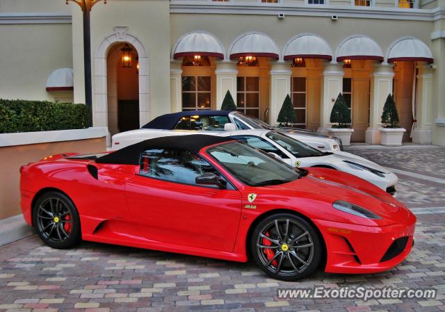 Ferrari F430 Spotted In Miami Florida On 02 13 2013