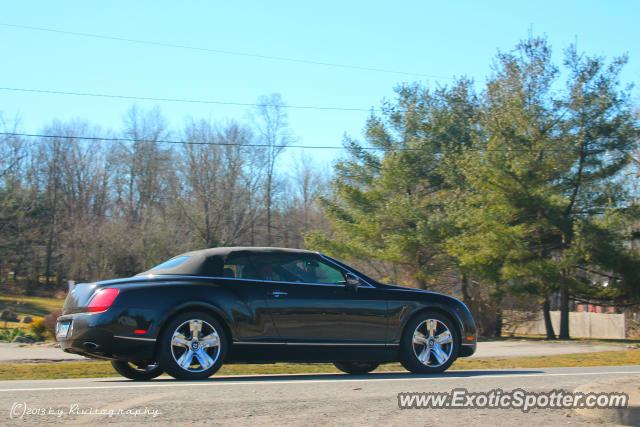 Bentley cross continental