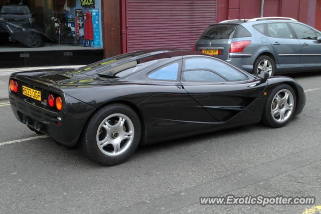 Mclaren F1 spotted in Guildford, United Kingdom
