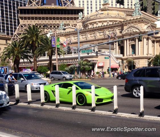 Perfect Lamborghini Gallardo Spotted In Las Vegas, Nevada