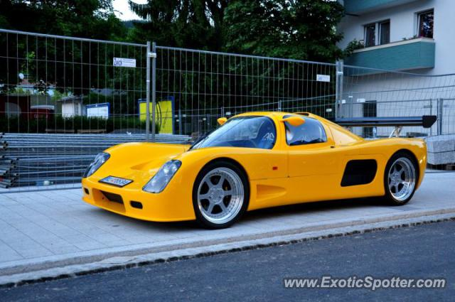 Ultima GTR spotted in Worthersee, Austria